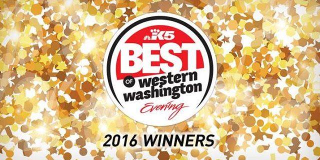 Best Of Western Washington 2016